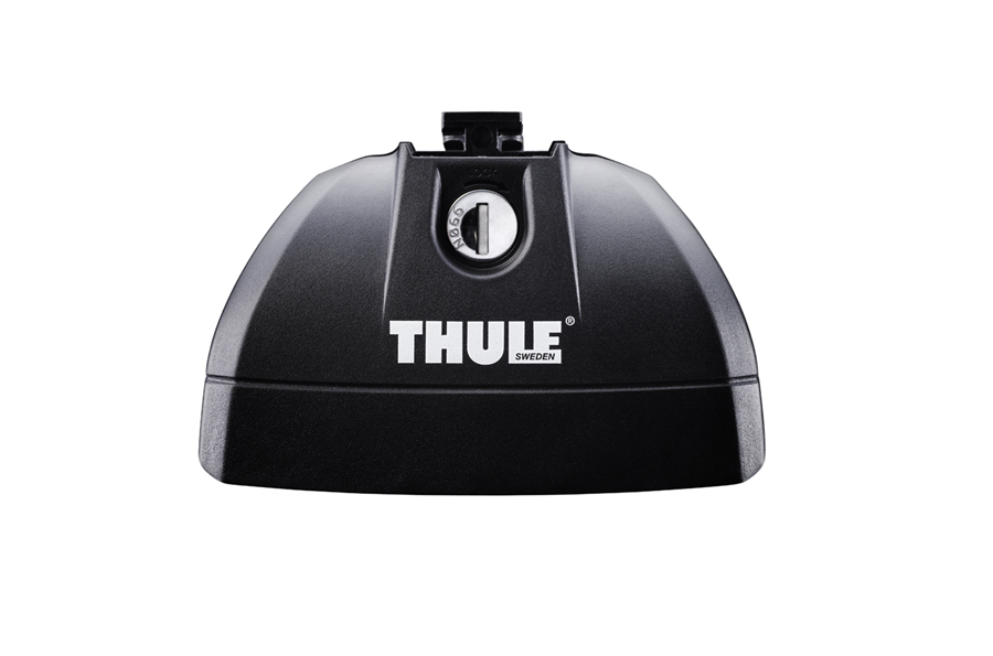 גגון 753  THULE flush wing bar  - סט מלא  4000  שחור