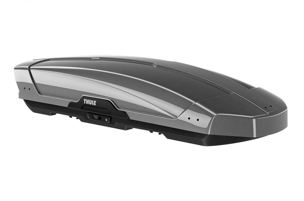 תא חפצים Thule Motion XT XL כסוף